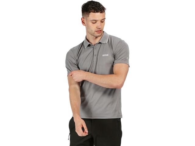 Regatta Maverick V Camiseta Hombre, rock grey
